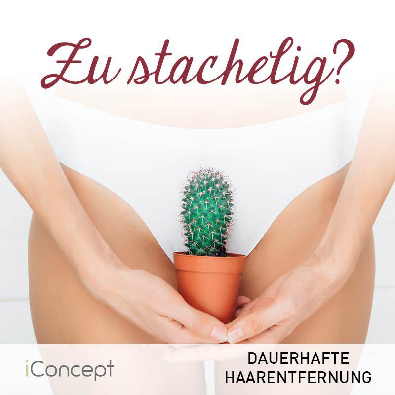 Dauwerhafte Haarentfernung in Straubing