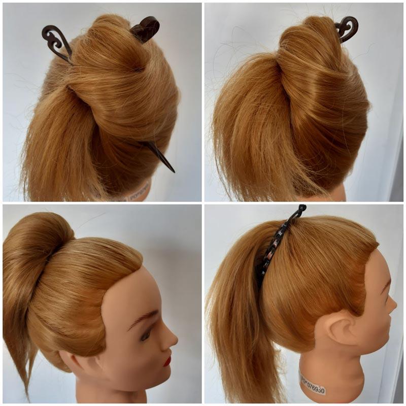 Kurs zum Frisuren machen