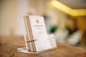 Visitenkarten von Janaspa in Straubing