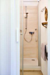 Dusche in Janaspa in Straubing