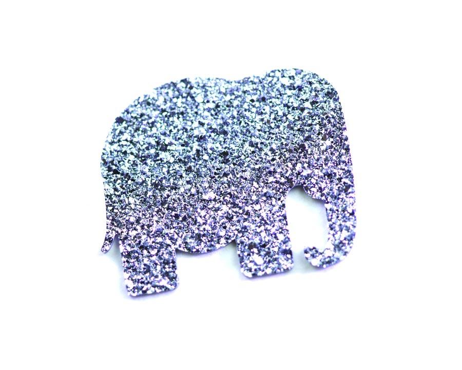 Elefant aus Osmium